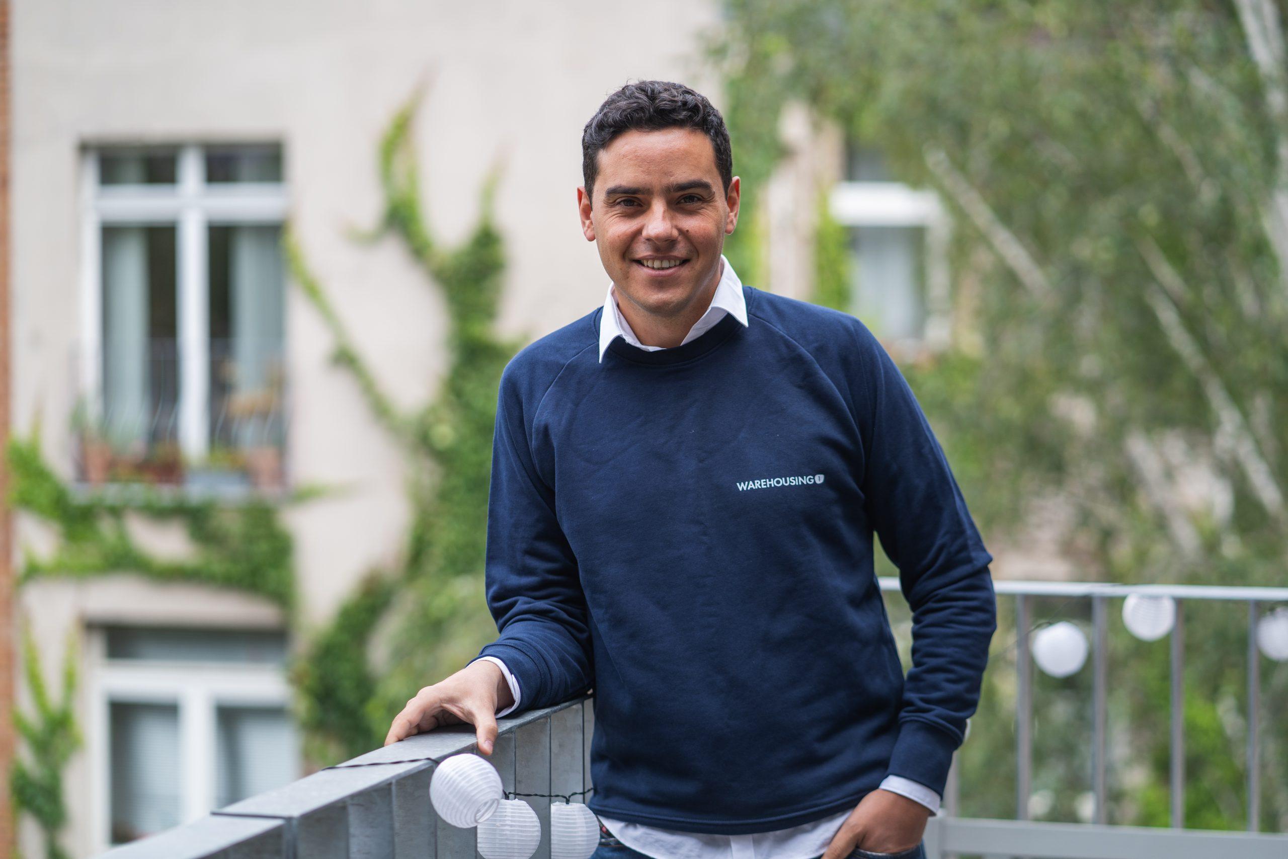 Neuer CTPO: Leandro Loiacono wechselt von Sendinblue zu Warehousing1